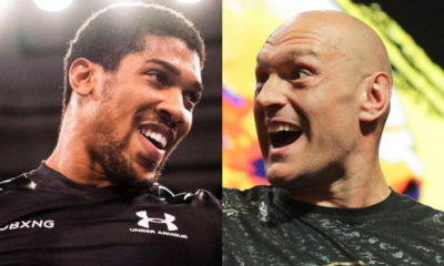New Date Emerges For Tyson Fury Vs Anthony Joshua Fight (See Date)