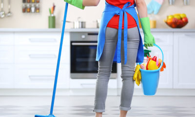 Cleaning Time: 5 Simple Ways To Reduce your Cleaning Time