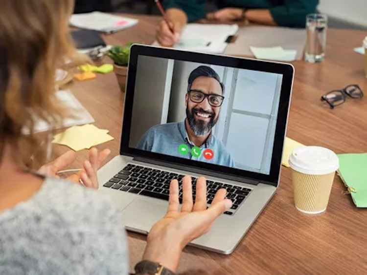 Working From Home Video Calls