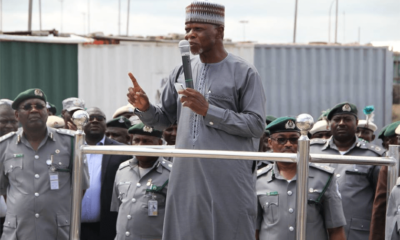 Man Defeats Nigeria Customs Service, As Court Orders NCS To Pay Him N5 Million