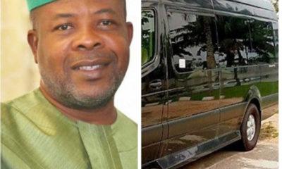 Missing 19.63 Billion: Here Is The Mercedes Benz Worth ₦187 Million Emeka Ihedioha Ordered (Photos)