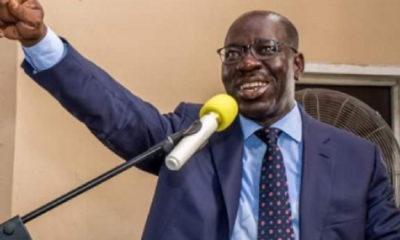 Governor Obaseki Edo 2020