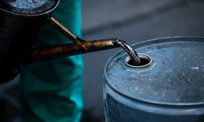 Crude oil prices Brent Crude Oil