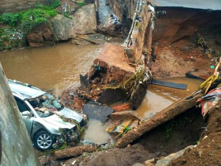 Ilorin Bridge Collapse