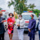 Ekiti COVID-19: MTN Nigeria Gifts Ekiti State Govt Ambulances (Photos)