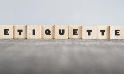 Etiquette In English Language