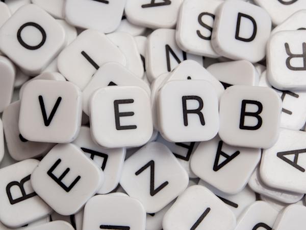 English Grammar, Verbs