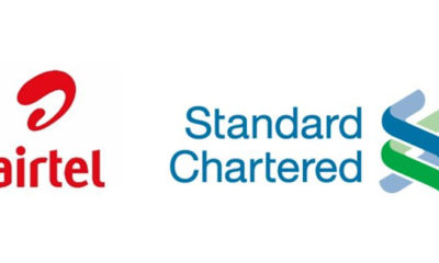 Standard Chattered Bank, Airtel Africa