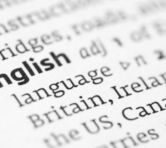English, Sound-Letter Distinction