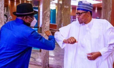 Goodluck Jonathan, Buhari