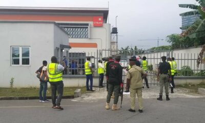 AKIRS Seals Two GTBank Branches Over N184 Million Tax Evasion (PHOTOS)