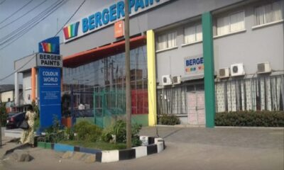 Berger Paints Nigeria Appoints Ogechi U. Iheanacho As Director; Engr. Patrick Buruche Retires