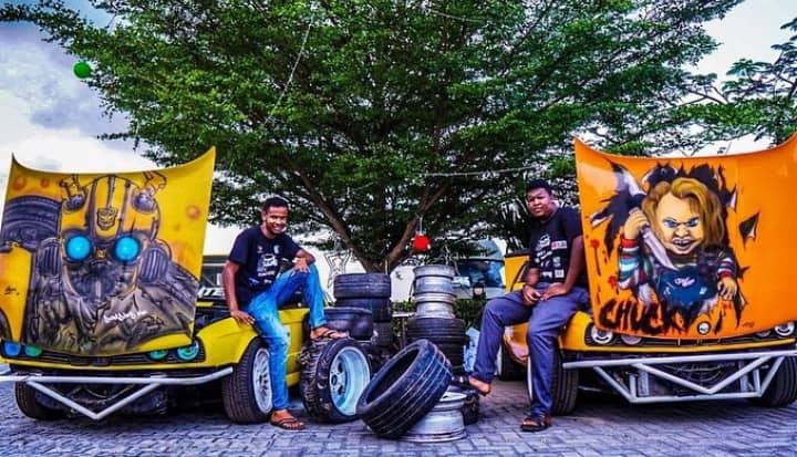 Sandouk Worn BETKING 'King Of Drift' Crown At Lagos Autofest (PHOTOS) - Brand News Day   Nigeria Business News, Investing, Financial Literacy, Data