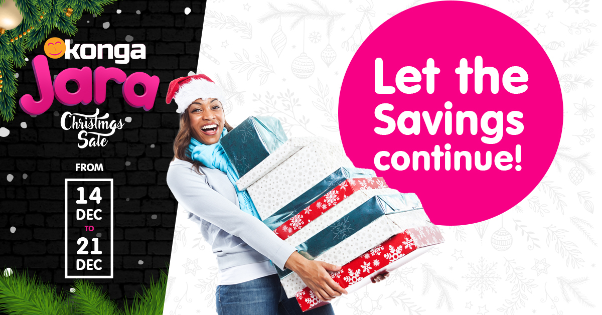 More savings for shoppers as Konga Jara 2020 debuts