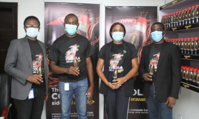 Suntory Beverage & Food Nigeria introduces its New Energy Drink Variant, Lucozade Cola Brandnewsday