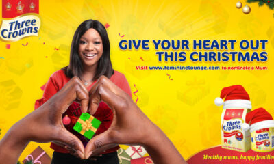 """Three Crowns Excites Mums with """"Give Your Heart Out"""" Campaign"""