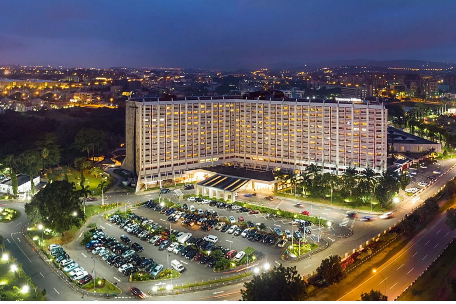 Transcorp Hilton Abuja Launches its Christmas Staycation Offer