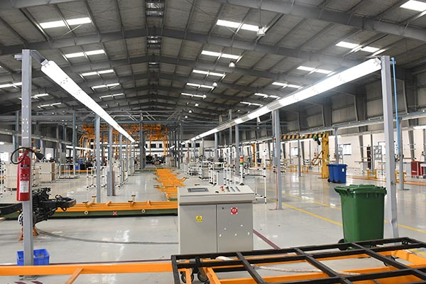 Renault Assembly Plant