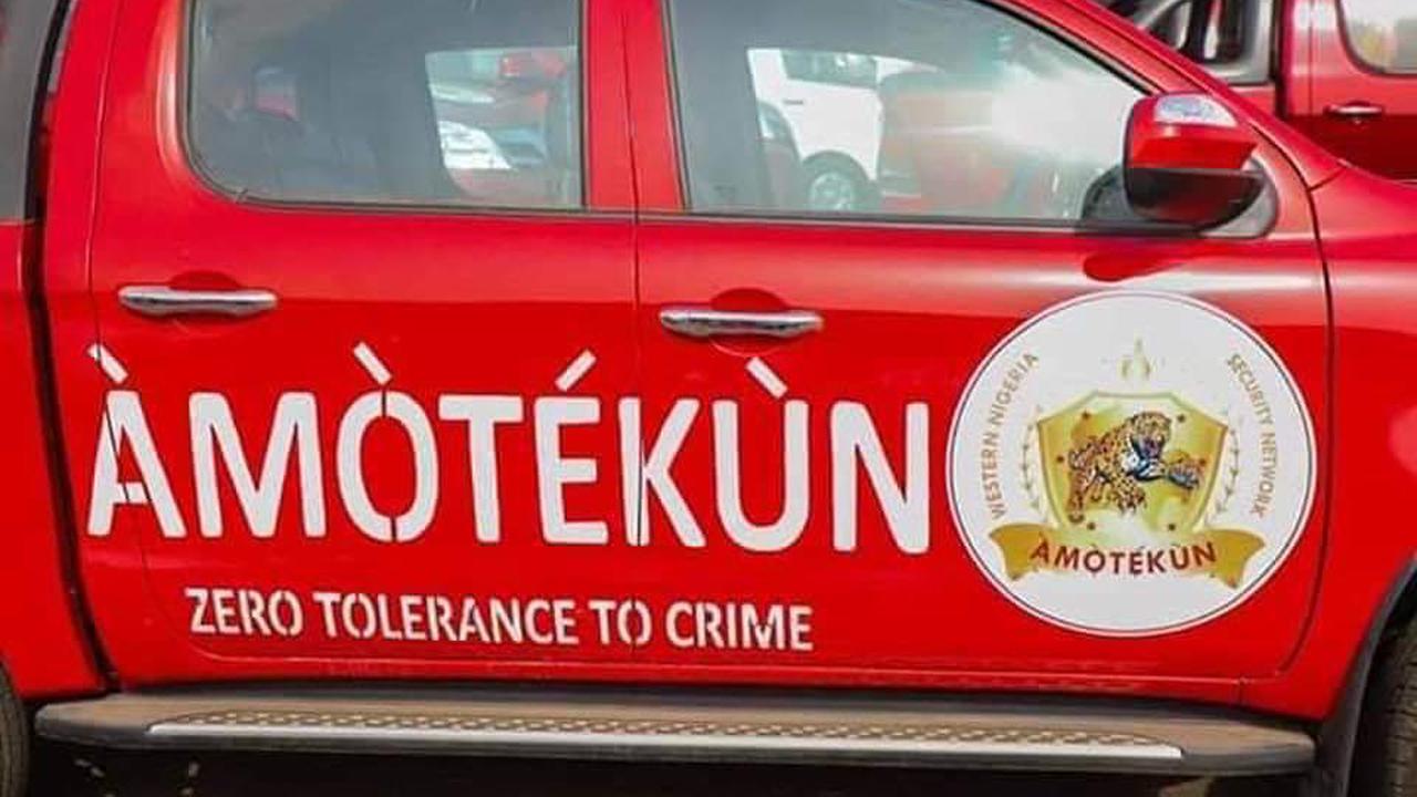 Amotekun Takes Off In Ogun State Brandnewsday