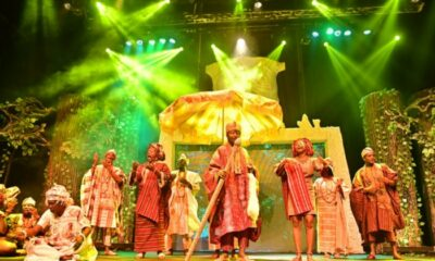 Bolanle Austen-Peters Production & MTN excite viewers with the Oluronbi Musical Brandnewsday