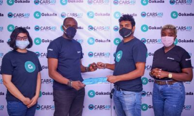 Cars45 And Gokada Announce Alliance To Drive Consumer Convenience Brandnewsday