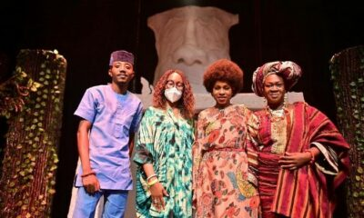 Check out some amazing shots from Oluronbi the Musical Brandnewsday