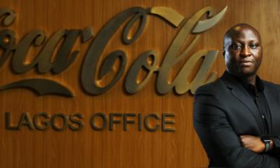 Coca-Cola Nigeria Announces Alfred Olajide As New MD