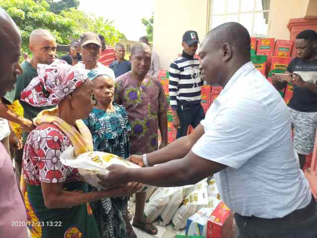 DBN donates Relief Materials To Adamawa and 2 Other Communities Brandnewsday