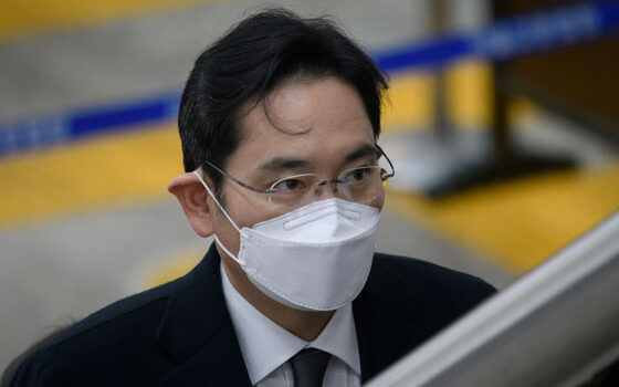 BREAKING: Samsung Boss 'Lee Jae-yong' Sentenced Over Corruption