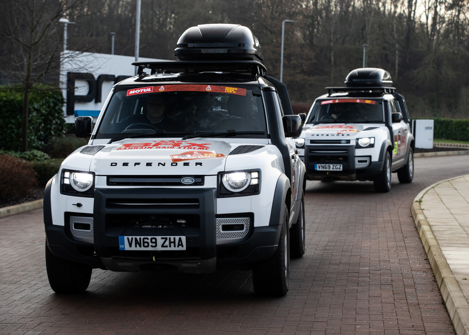 New Defender Set To Play Vital Role As Land Rover Returns To The Dakar In 2021 Brandnewsday1