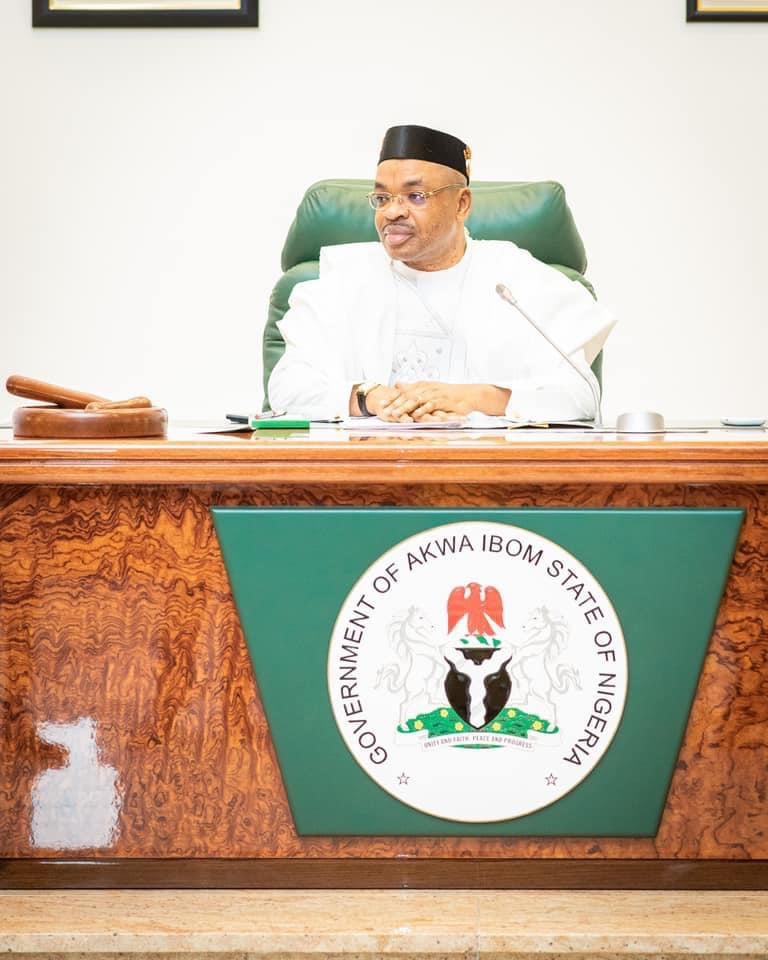 Post COVID-19: Akwa Ibom Govt Powers Contractors Back to Projects Sites