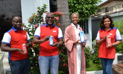 Hollandia Yoghurt Signs On Zainab Balogun-Nwachukwu As Brand Ambassador Brandnewsday