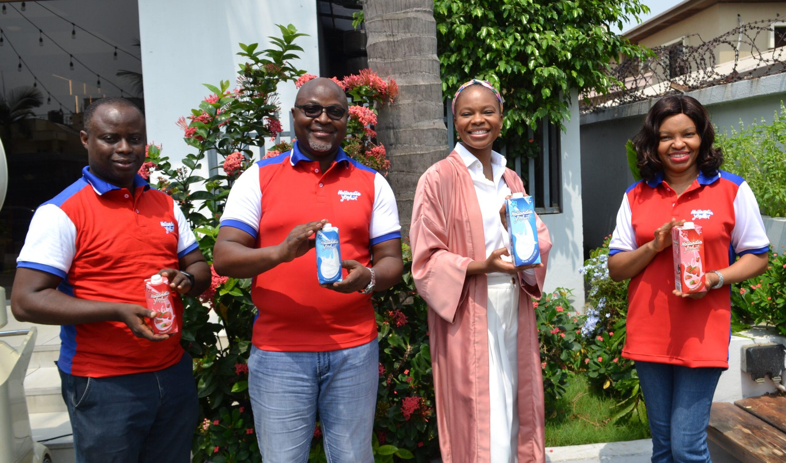 Hollandia Yoghurt Signs On Zainab Balogun-Nwachukwu As Brand Ambassador Brandnewsday