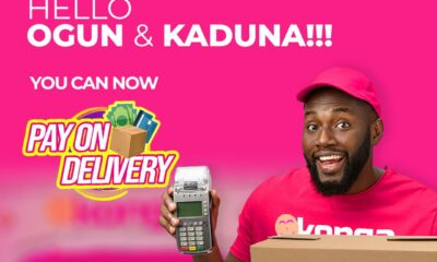Konga powers Ogun and Kaduna with Pay On Delivery option brandnewsday