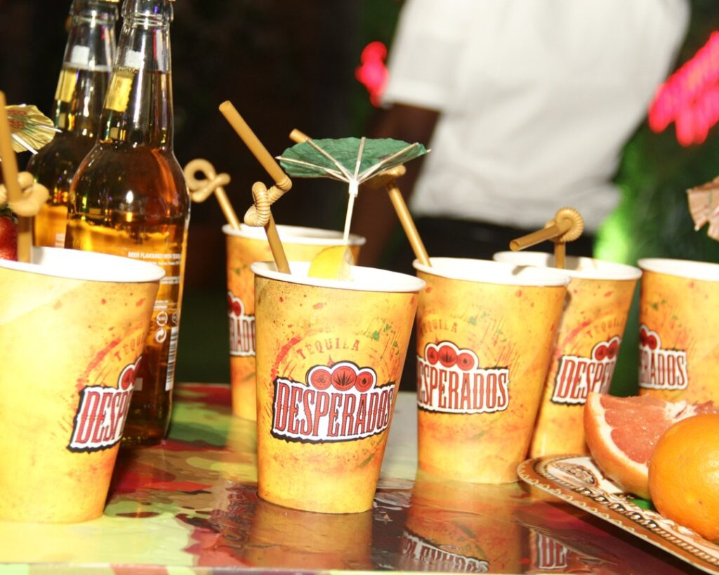 "NBPLC Begins Nationwide Roll-Out For New Tequila Beer Brand, ""Desperados"" Brandnewsday1"