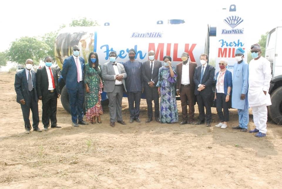 Ogun State Partners Fan Milk To Kick-Starts Odeda Farm Institute - Brand News Day   Nigeria Business News, Investing, Financial Literacy, Data