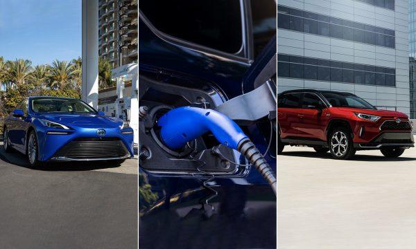 Toyota Set to Debut Three New Electrified Vehicles for U.S. Market brandnewsday
