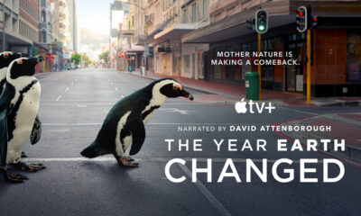 Apple TV+ Announces 'The Year the Earth Changed'; to debut on April 16
