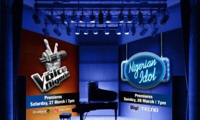 Nigerian Idol & The Voice Nigeria To Premiere On DStv & GOtv