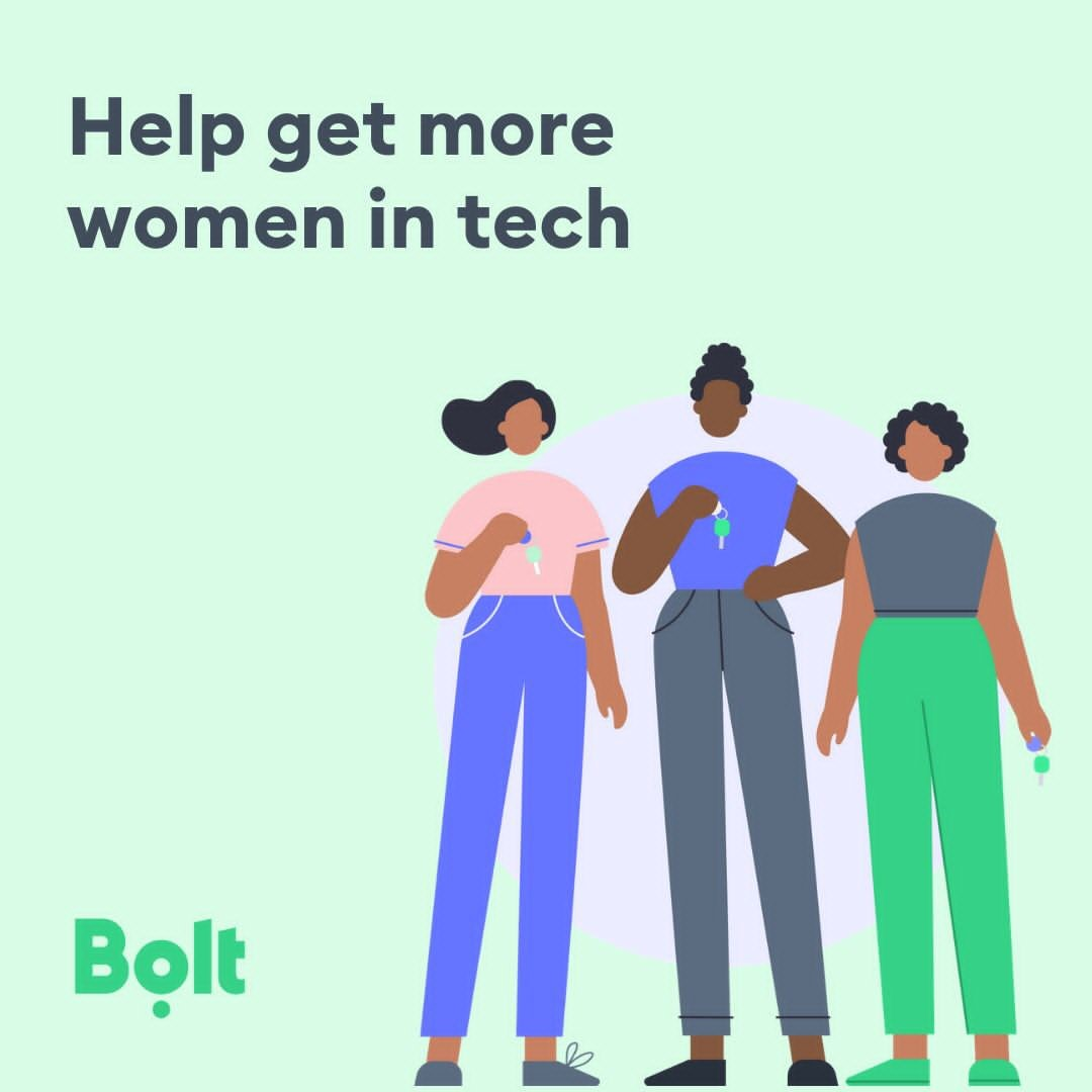 Bolt Launches #Drive4WITech Internship Program to Encourage Women Participation in Technology