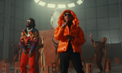 Burna Boy and WizKid are the Most Streamed Artists on Spotify In Nigeria Brandnewsday