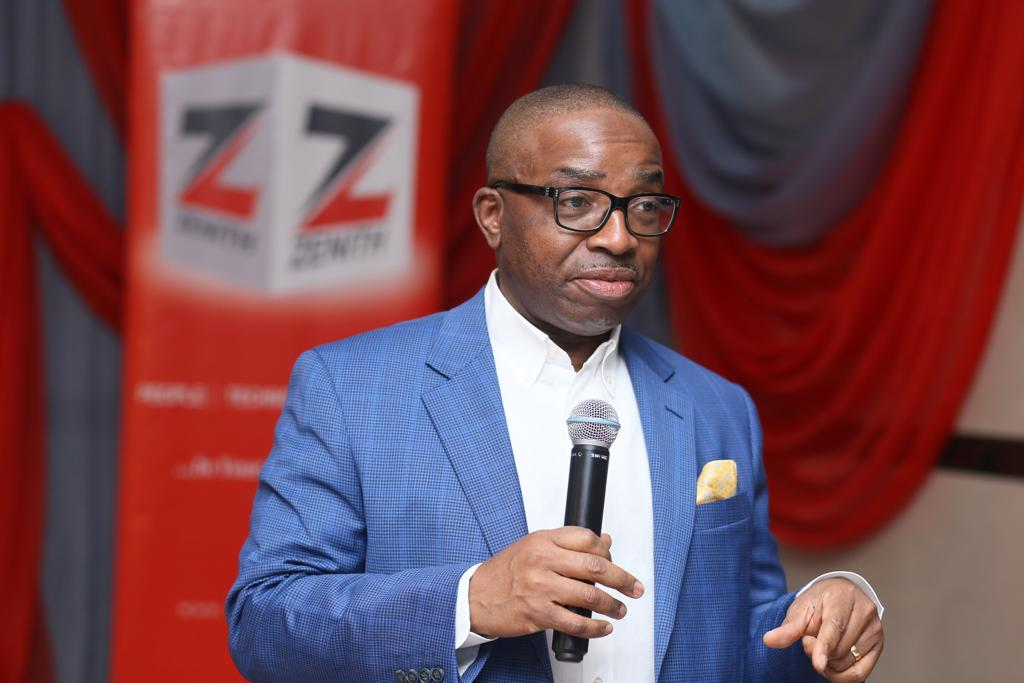 EBENEZER-ONYEAGWU Brandnewsday Zenith Bank GMD CEO Acquires 5,00,000 Shares Worth ₦112M