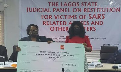 #ENDSARS LAGOS JUDICIAL PANEL AWARDS ₦16.25 MILLION TO FOUR PETITIONERS BRANDNEWSDAY2