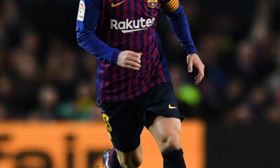 Lionel-Messi-brandnewsday World's Five Highest Paid Football Players Lost $173M In Market Value, Messi Tops With A $66M Drop