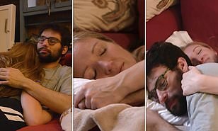 Married Woman Reveals She Pays $80 An Hour To Hug A Professional Cuddler