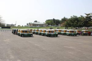 Ogun Distributes Monitoring Vehicles To Improve Town Planning Activities
