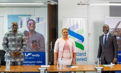 Standard Chartered Partners With Vetifly To Provide Convenience For Clients Brandnewsday1