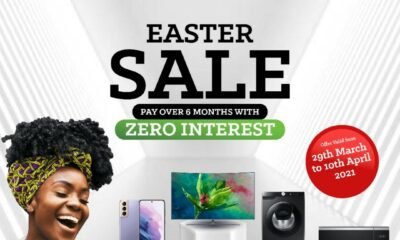 TEC Easter sale Brandnewsday TEC Offers 6 Months' Buy Now, Pay Later Offer On Mobile Devices, Home Appliances