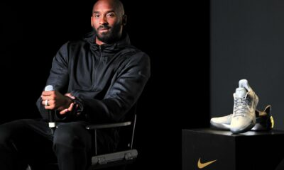 After 18 Years Of Partnership, Kobe Bryant's Estate Terminates Deal with Nike