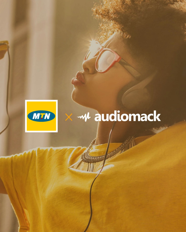 Audiomack Partners With MTN To Bring Music Streaming To Over 76 Million Subscribers At ZERO DATA COST Brandnewsday